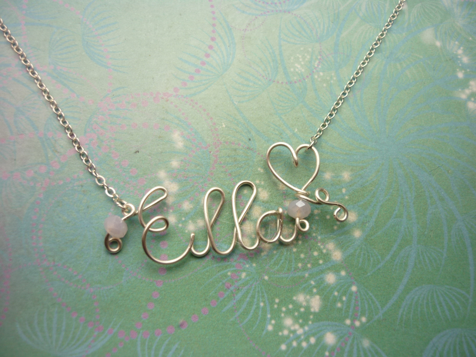 Best Seller Personalised Name Necklace
