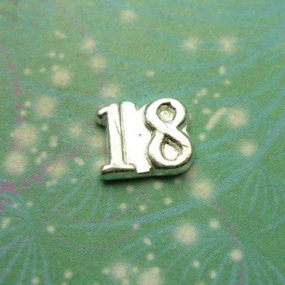 18-number-charm-medium