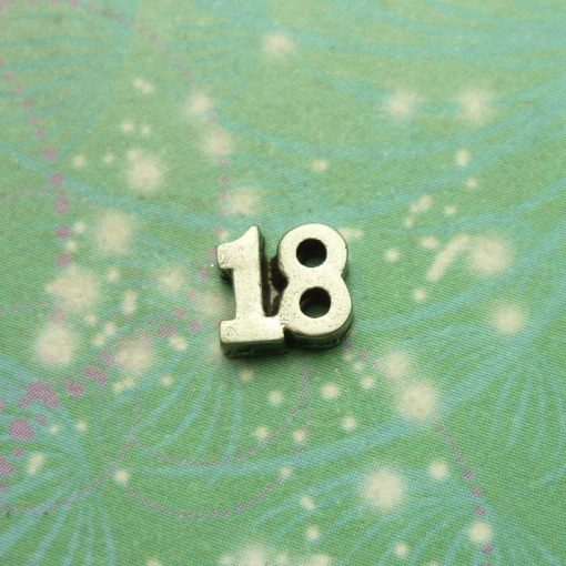 18-number-charm-small